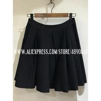 Spring summer women's mini skirt elastic ladies sexy short skirt streetwear high quality Tutu skirt girl pleated skirt