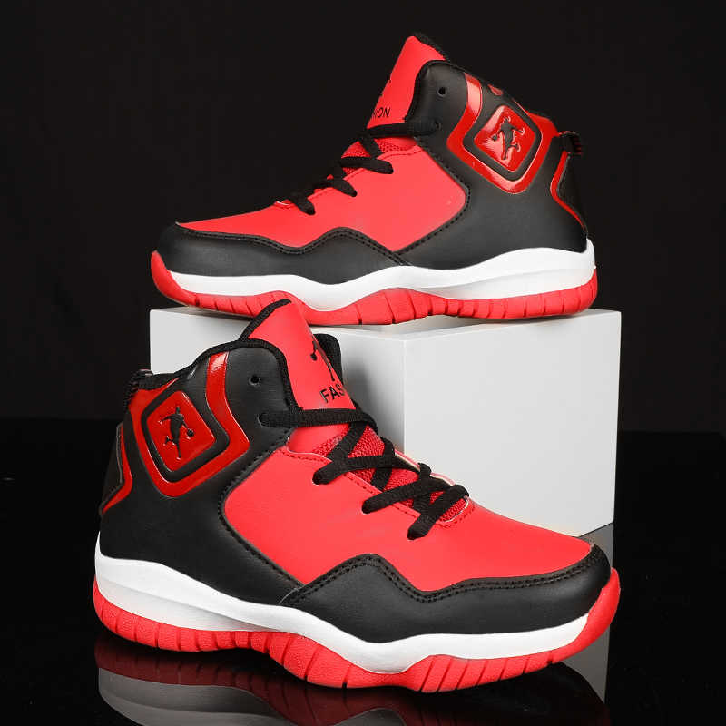Children Basketball Shoes Non slip Boys