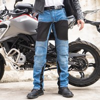 Moto pants protective gear motorcycle safety equipment motorcycle street casual pants motorcycle jeans off road pants men