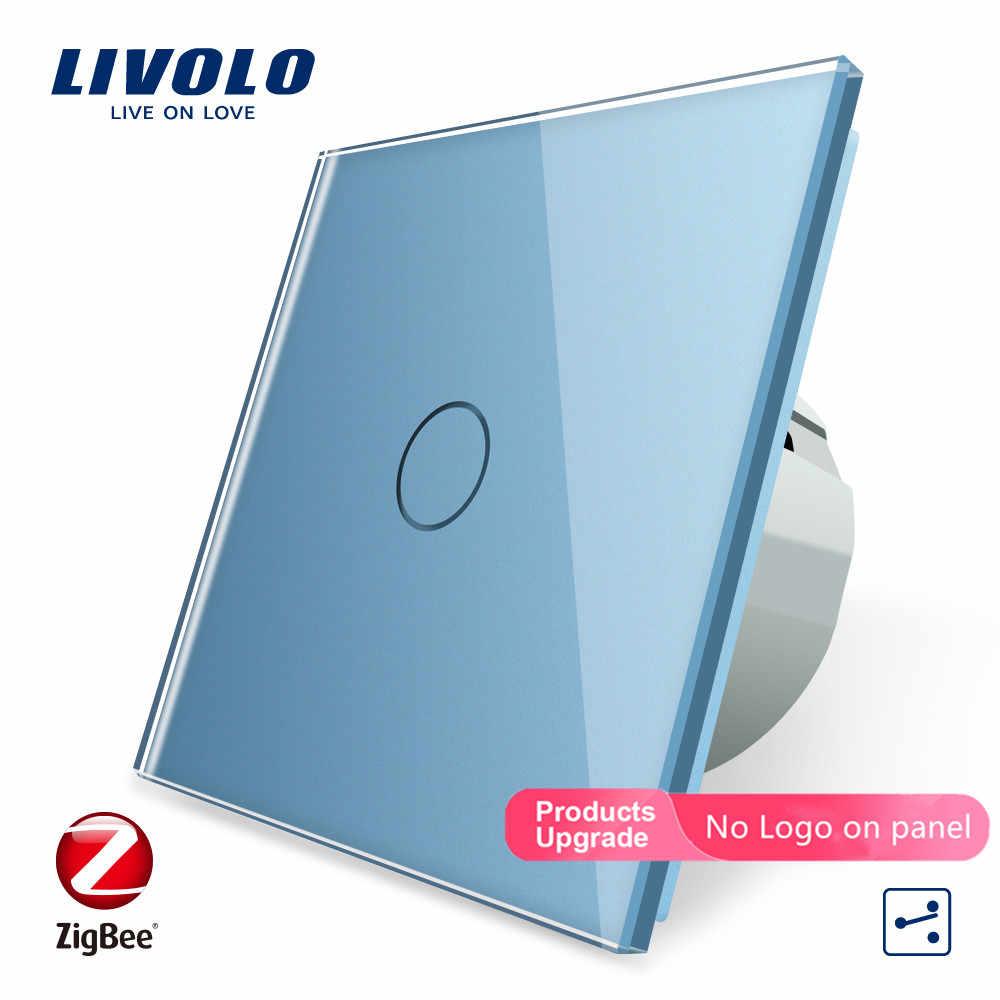 Livolo Zigbee Smart Home Wifi Schakelaar Draadloze Intelligente Automatisering 2 Manieren App Control, Werkt Met Google Thuis, aleax, Echo, Geen Logo