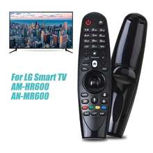 Smart Wireless TV Remote Control Replacement for LG AM-HR600