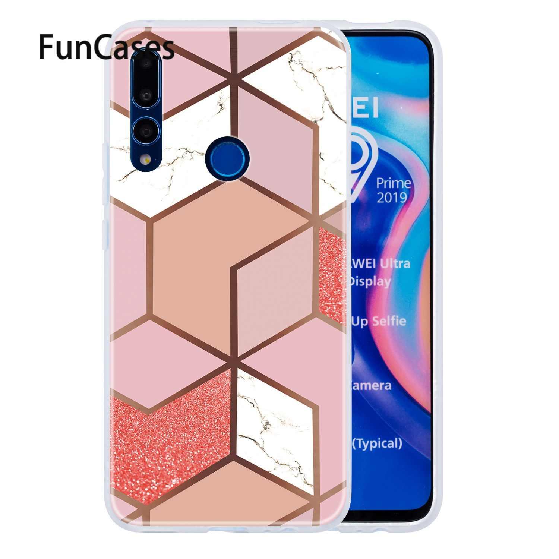 Untuk Huawei Y5 Prime 2018 Huawei Ascend Kehormatan 7 Bermain Menikmati 8E Lite Y5 Y7 2019 P Smart Z Y9 Perdana 2018 Plus Y6 Cover