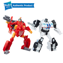 Hasbro Transformers Generations Power of the Primes Deluxe Class Autobot Novastar Kids Toy For Boys Autobots VS Decepticons