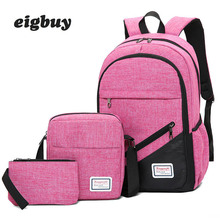 High Quality Nylon School Bag For Teenagers Boys Girls Men Laptop Backpacks Waterproof Orthopedic Backpack Mochila