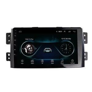 Image 2 - Radyo Fascias için Fit KIA BORREGO MOHAVE 2010 9 inç Stereo GPS DVD OYNATICI kurulum Surround Trim paneli pano kiti çerçeve çerçeve