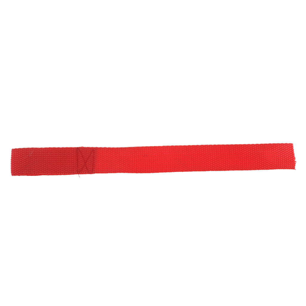 3.15 Inch Polyester Vived Red Winch Hook Pull Strap ATV Winches Parts