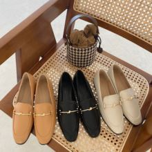 2020 Women Flats Shoes Loafers 3 Colors