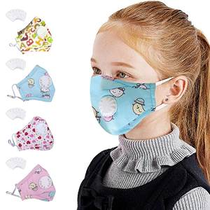 FILTERS with Children Dustproof Mscarabreathable-Printed POLLUTION-PROTECTION-FILTER