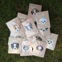 1 рисунок вышивка патч мультфильм детская одежда декоративная задняя Прорезиненная Ткань прилипающая собака пальто футболка свитер декоративный p