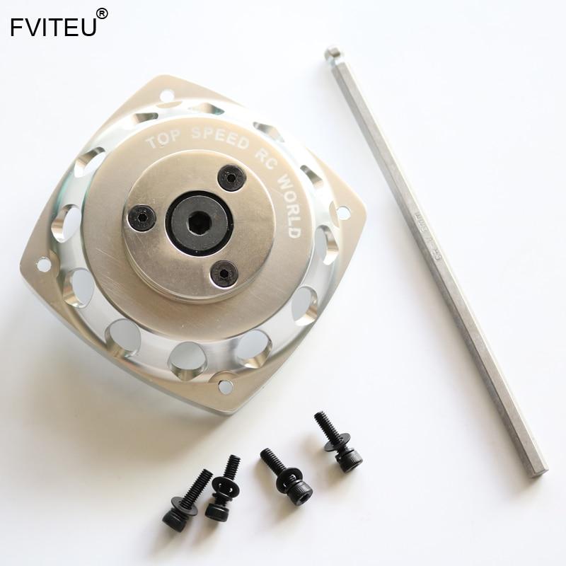 FVITEU CNC aleación Roto arranque ajuste Zenoah CY motor de Gas para 1/5 HPI Baja 5b 5t 5sc losi 5ive T-in Partes y accesorios from Juguetes y pasatiempos    1