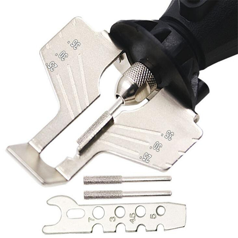 Electric Grinding Chain  Accessories Grinding Saw Tooth Grinding Tool Power Tool Accessories