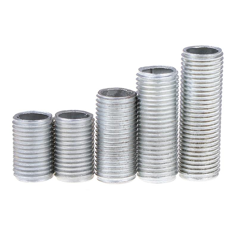 5pcs-m10-hollow-threaded-tube-hollow-screw-lamp-cap-fixing-screw-m10-hollow-screw-outer-diameter-10mm-thread-distance-1mm