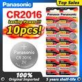 10pc original PANASONIC CR2016 uhren 3 v batterie taste Li-Po Lithium-batterie control spielzeug auto batterie freies verschiffen Für Spielzeug