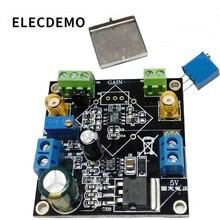 AD623 โมดูล Instrumentation Amplifier แรงดันไฟฟ้าเครื่องขยายเสียงโมดูลซัพพลายเดี่ยว Single Ended/Differential สัญญาณขนาดเล็ก