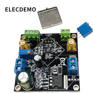 Image 1 - AD623 モジュール計装アンプ電圧アンプモジュール調整可能な単一電源シングルエンド/差動小信号