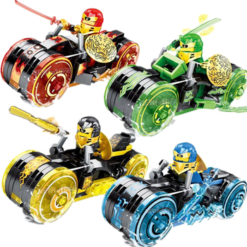 Nuevo 2020 serie Ninja TRONS legado luz Motor de la motocicleta ciclos...