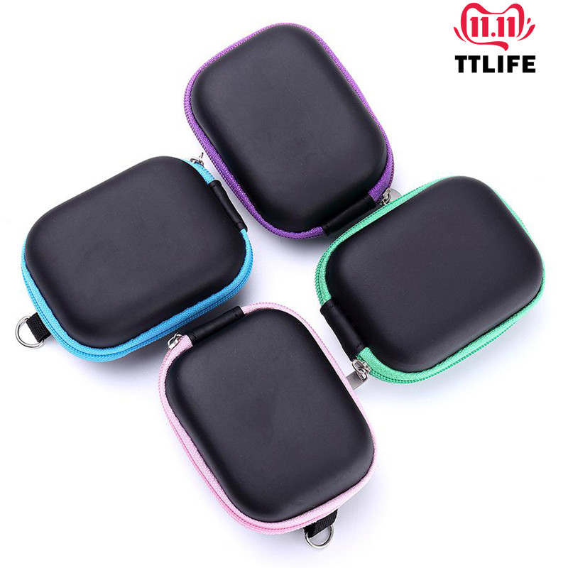 TTLIFE Essential Oil Carrying Collecting Case Portable Essential Oils Storage Cases Carry Case Oil Roll on 5 ML 1PC Make Up Bags