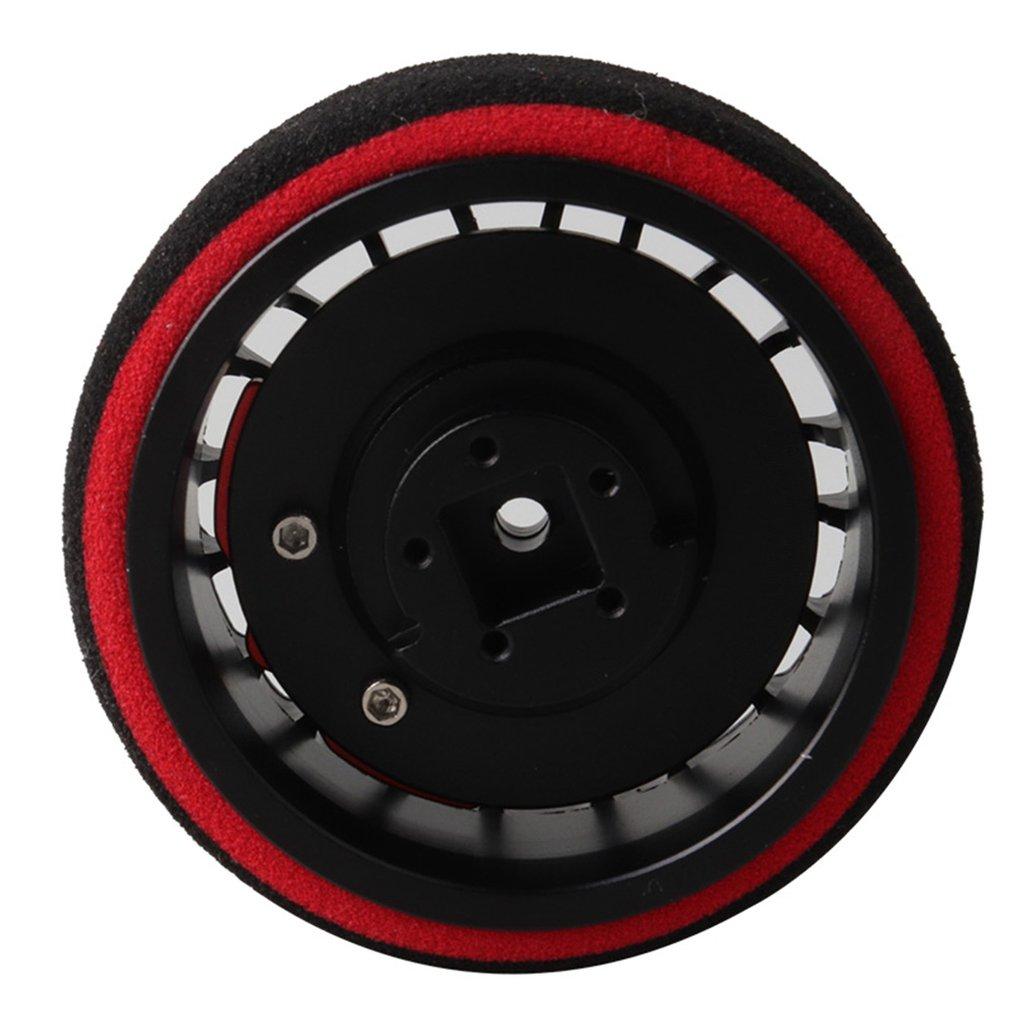 Professional Durable Use Aluminum Alloy Remote Control Handwheel For SANWA MT4/MT4S/MT44/M11X/M11/MX