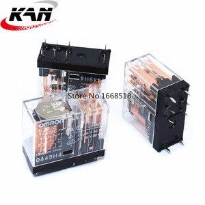 Image 1 - 10PCS OMRON RELAY G2R 2 12VDC G2R 2 24VDC G2R 2 DC12V DC24V Brand new and original relay