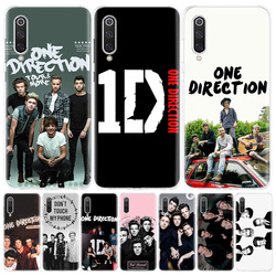 One Direction Louis band Phone Case for Xiaomi Redmi Note 9 9S 8T 8 7 8A 7 7A 6 6A 5 5A 4X S2 K20 K30 Pro Fashion Cover Coque