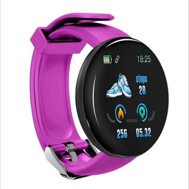 Relógio inteligente para homem e mulher, esportes pulseira, controle de pressão arterial, bluetooth, android ios esporte à prova dwaterproof água relógio inteligente 4