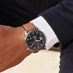 Image 3 - Глобальная версия Amazfit GTR 47 мм Смарт часы Huami 5ATM Водонепроницаемый Smartwatch 24 дней Батарея GPS музыка Управление для IOS и Android