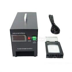 LY P20 Digitale lichtempfindliche PSM stempel maker dichtung maschine mit freies geschenk pack