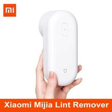 Xiaomi Mijia Fuzz Trimmer Lint Remover Hair Ball Trimmer Sweater Remover 0.35mm Micro Arc Knife Net 5 leaf Cutter Head Motor