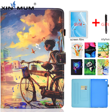 цена на Fashion Nice Painting Case for iPad Pro 11 2018 Cover Protector Soft TPU Casing 2018 iPadPro 11 Butterfly Beach Cat Print