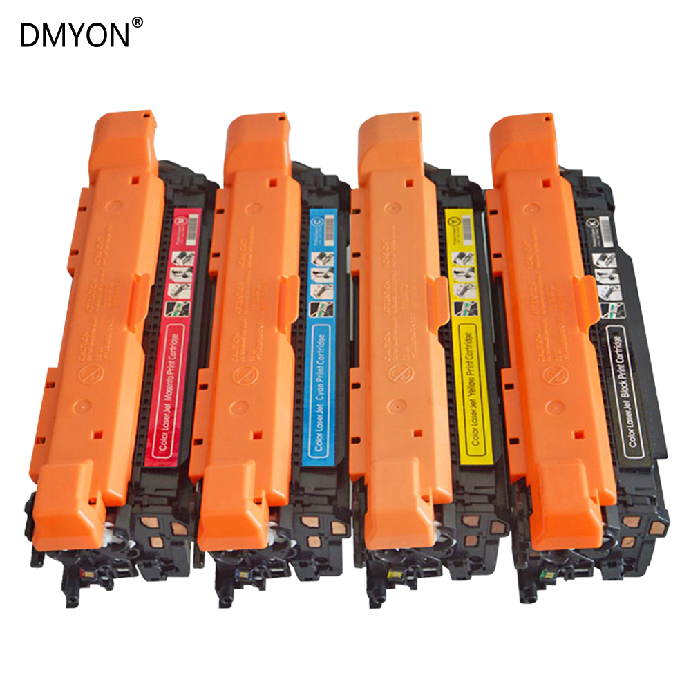 DMYON <font><b>Toner</b></font> Cartridge 201A CF400A CF401A CF402A CF403A Compatible for <font><b>HP</b></font> LaserJet Pro M252n M252d M277c6 M277n <font><b>M277dw</b></font> <font><b>Printer</b></font> image