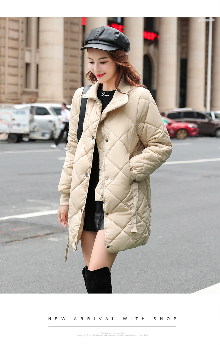 M-3XL Coats Long 2019 7