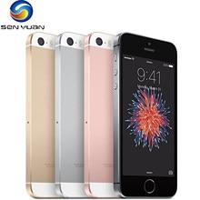 Apple iPhone SE Original Entsperrt handy 16/64GB ROM 2G RAM 4G LTE Touch ID WIFI GPS Dual Core 4,0 zoll 12MP GPS iOS verwendet