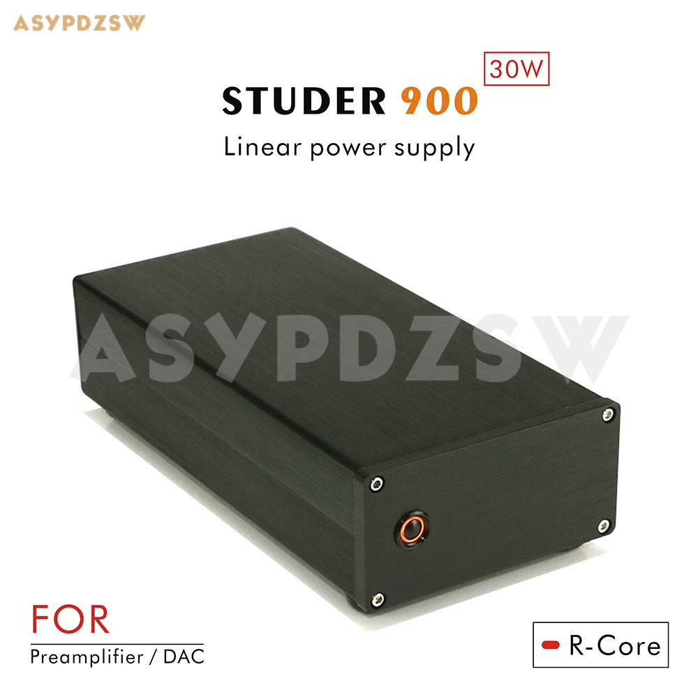 STUDER 900 R-Core Linear power supply For Preamplifier/DAC DC 5--24V (Optional)