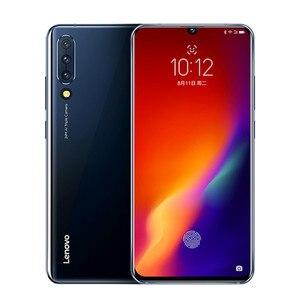 Image 5 - Teléfono Móvil lenovo z6 Rom Global, CPU Snapdragon 730, 6GB RAM, 64GB Rom, pantalla OLED de 6,39 pulgadas, reconocimiento de huella dactilar
