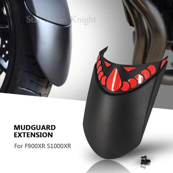 Motocykl przedni błotnik błotnik tylny przedłużacz dla BMW F900XR S1000XR F 900 XR S 1000 XR 2020- tanie i dobre opinie Star Moon Knight CN (pochodzenie)