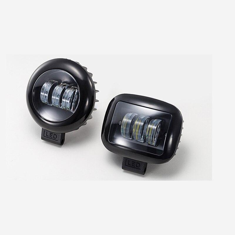 Прожекторные светодиодные фары общая модификация ремонт и обслуживание