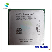 AMD Phenom X3 8400 Triple-Core bureau 2.1GHz CPU HD8400WCJ3BGD Socket AM2 +/940pin