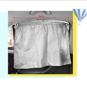 Image 4 - 2 stuks Auto Gordijn Zonnescherm Meisje Auto accessoires Woondecoratie Dashboard Opknoping Hanger Auto Interieur Accessorie