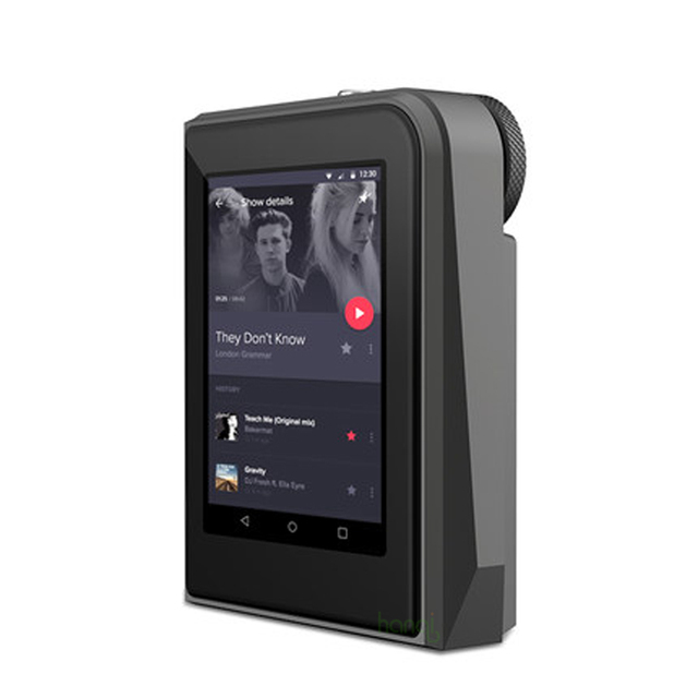 RUIZU A50 DAP HD Lossless Mini Sport MP3 Player With 2.5 Inch Screen HIFI Music Player Support 128G TF Card/DSD256 Audio Player 2