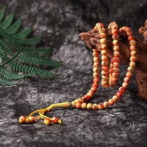 Image 4 - New 99pcs Allah Middle East Bracelets Tesbih Islamic Prayer Beads Tasbih Muslim Prayer Beads Rosary Charm Jewelry Islam Jewelry
