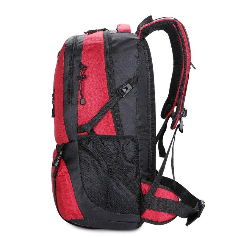 New Style Men Large-Volume Backpack Middle-aged Backpack Korean-style WOMEN'S Computer Bag Travel Backpack