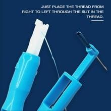 Инструмент для нарезания нитевых нитей Автоматический нитевдеватель швейная игла швейная машина