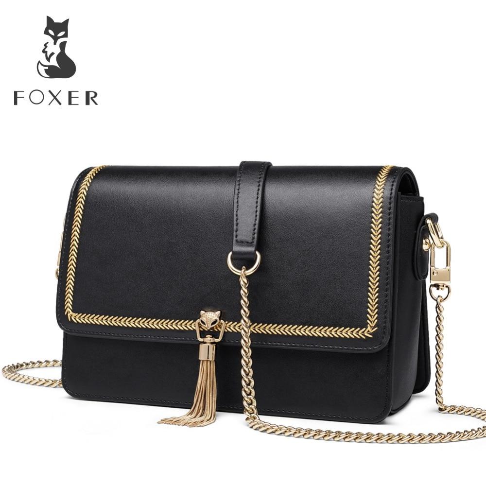 Foxer 브랜드 성격 여성 술 작은 플랩 가방 여성 작은 crossbody 가방 간단한 메신저 가방 발렌타인 데이 선물-에서숄더 백부터 수화물 & 가방 의  그룹 1