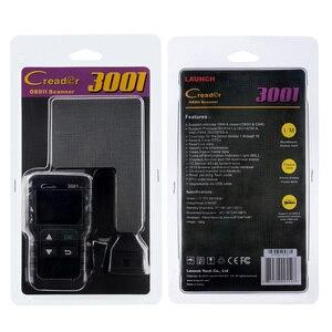 Image 5 - 起動X431 CR3001 obdiiコードリーダースキャナOBD2スキャン故障コードリーダー車のためcreader 3001よりもELM327