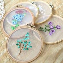 Набор для вышивки «сделай сам» набор интересных материалов рукоделия