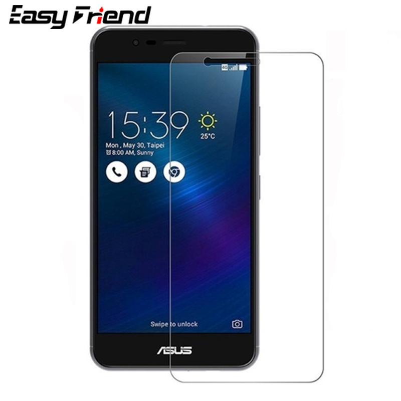 For <font><b>Asus</b></font> <font><b>Zenfone</b></font> <font><b>Pegasus</b></font> <font><b>3</b></font> 3S <font><b>X008</b></font> X00GD Pegasus3 <font><b>Screen</b></font> Protector Protective Film Guard Premium Tempered Glass image