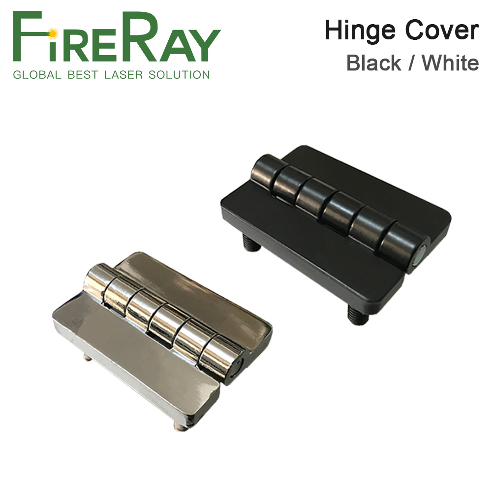 FireRay Hinge Cover Mechanical Parts For Co2 Laser Engraving And Cutting Machine Laser Metal DIY Parts