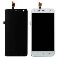 For ZTE Blade A475 Full LCD Display Touch Screen Digitizer Assembly Replacement Parts 100% Tested david blum reise know how citytrip leipzig