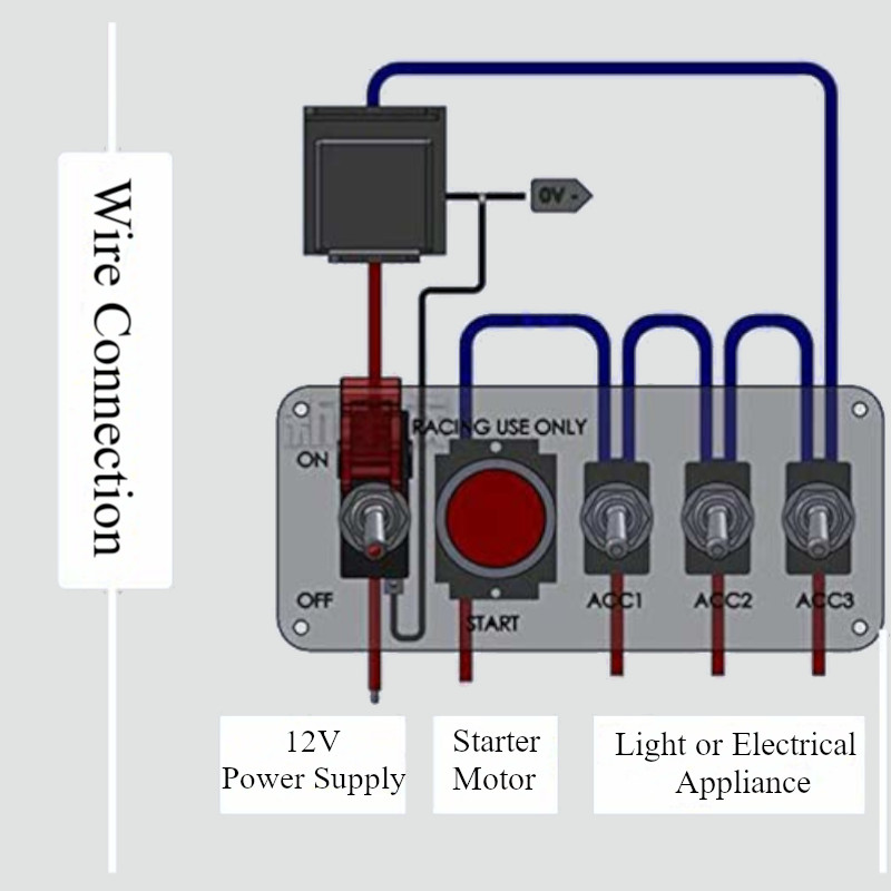 panel push on ignition switch wiring diagram - chamberlain liftmaster wiring  diagram - source-auto3.tukune.jeanjaures37.fr  wiring diagram resource
