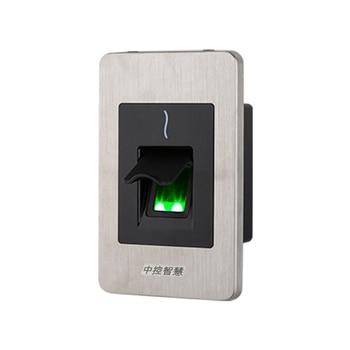 RS485 ZK FR1500 FR4300 inBio/inBioPro Controllers Flush-Mounted Fingerprint & Card Reader